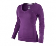 Nike long sleeve wmns slim fit